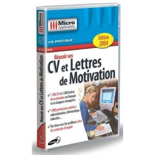 Réussir ses CV et Lettres de Motivation