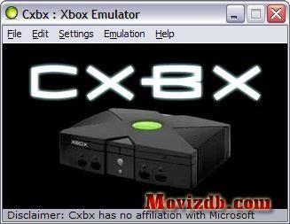 CxBx emulateur Xbox [Hotfile]